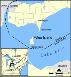250px-Pelee_Island_map