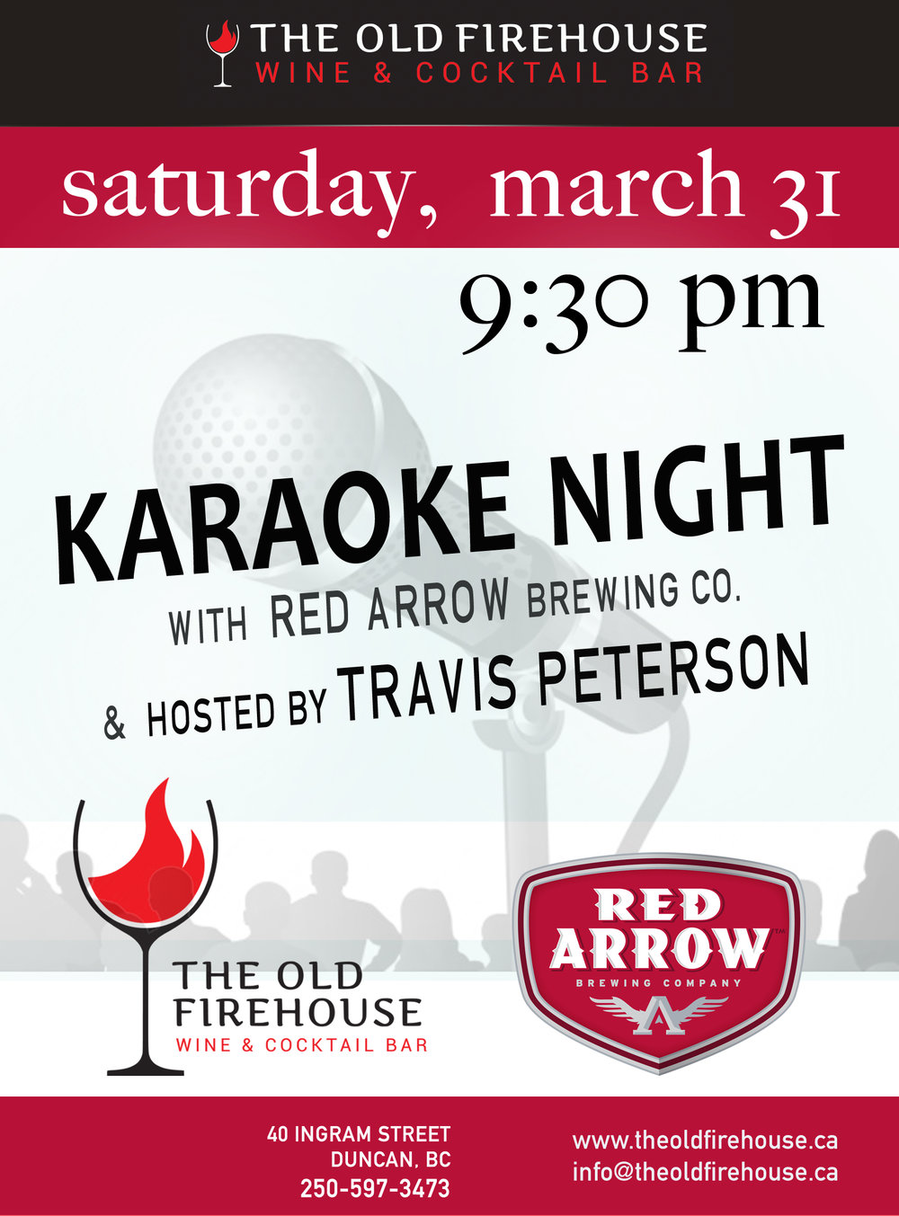 karaoke poster red arrowmarch 31-bw.jpg