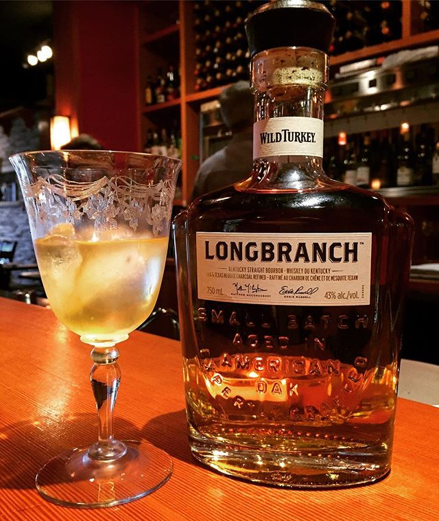 Today is 'Premium Spirit Release' day at BC Liquor Stores. Wild Turkey Longbranch Kentucky Straight Bourbon came home with us.  #bourbon #kentuckystraight #whiskey #smallbatch ##wildturkey #longbranch #spiritrelease #craftcocktails #cocktailbar #cocktailart #ontherocks #premiumspiritrelease #premiumspirits #mixology #mixologist #mixologyart #bourbonwhiskey #bourbonlover #cowichanvalley #downtownduncan #duncancitysquare #youneedtotastethis #saturdaynight