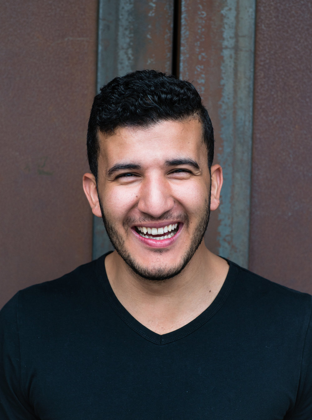 Ammar (22) Egyptian Cofounder & Director @ammarxz
