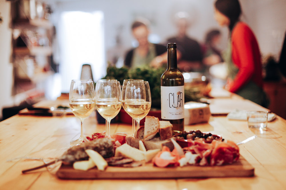Barcelona wine tastings -