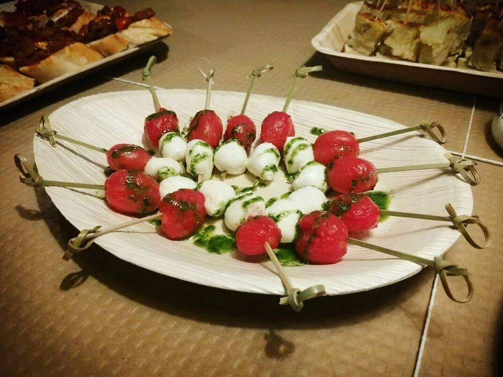 aperitivo creativo -