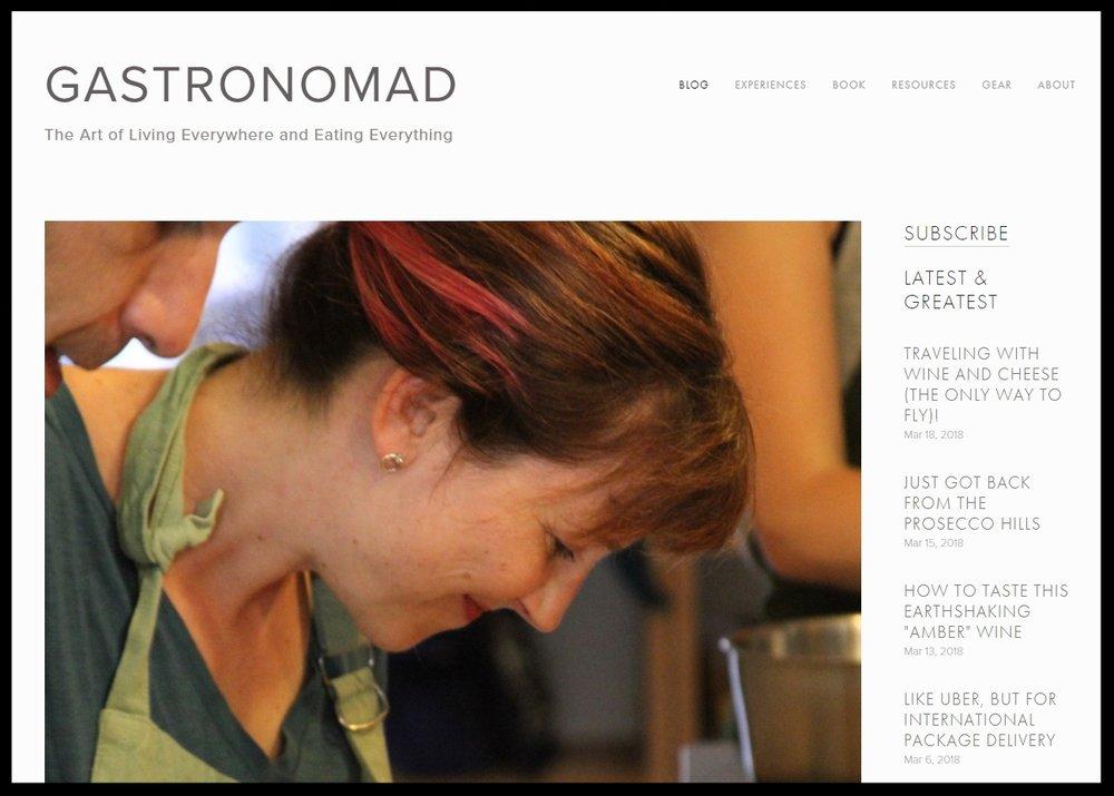 GASTRONOMAD -