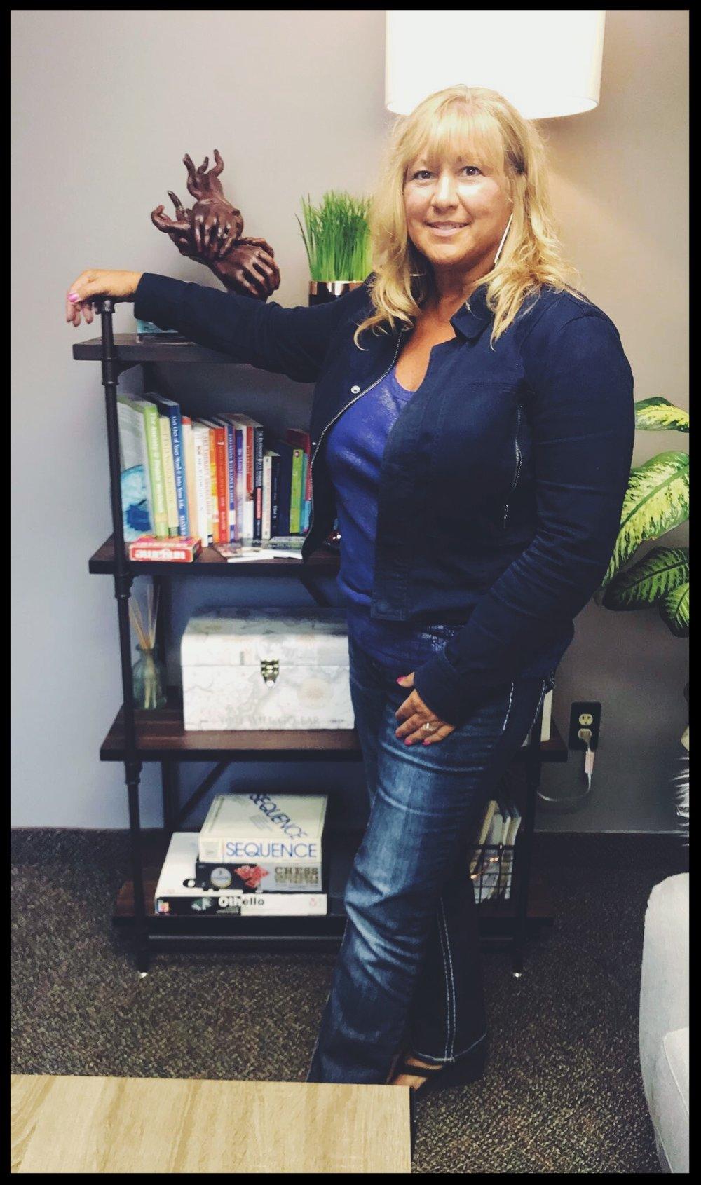 Lisa Porter, MA, LPC, NCC Licensed Professional Counselor