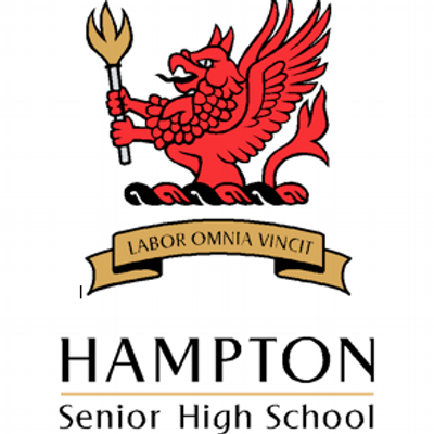 Hampton SHS logo.png