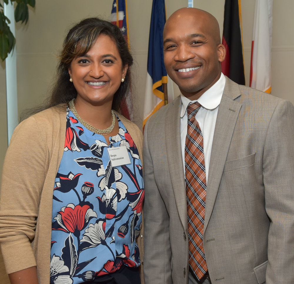 GABWA Judicial Reception 7 - S. Carlton Rouse, Pres.