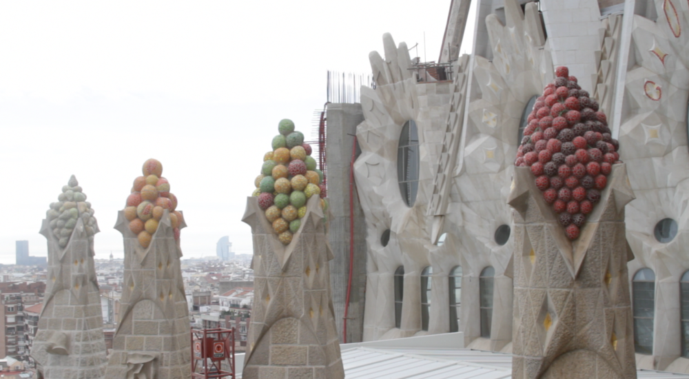 We went to Barcelona just to make this video about the  SagradaFamilia  for about.com.We fell in love with the city and for a spell we were feverishly figuring out how we could move there, what would we do for a living? Where will the kids go to school? Barcelona seems to have all the best of Europe: a perfect early modern European architecture and layout, reminiscent of Paris BUT it also has Mediterranean beaches and the wonderful, relaxed, fun-loving Catalonians & Spaniards and, of course, Gaudi!