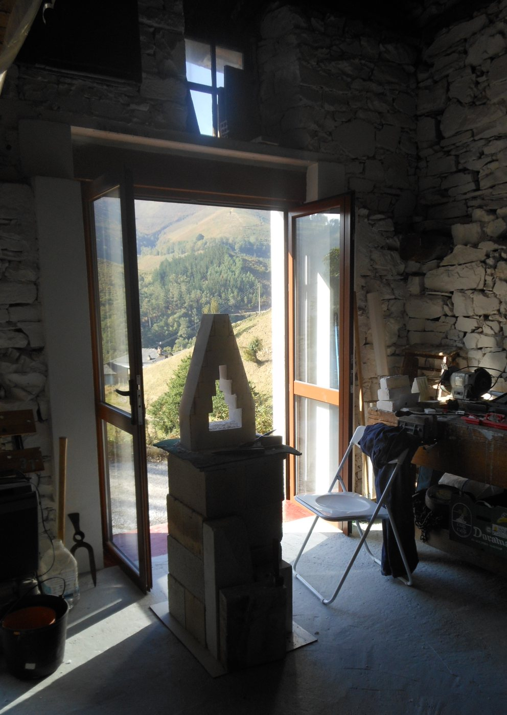 Dan's Studio in Asturias