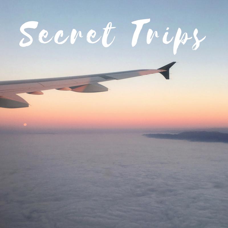 SECRET TRIPS