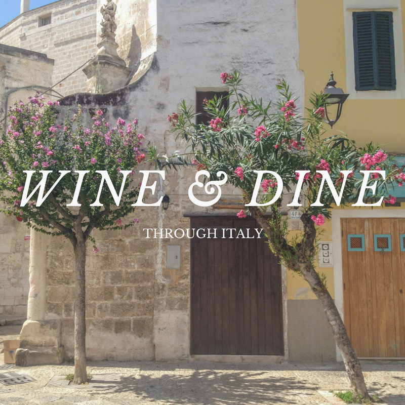WINE & DINE TRIPS