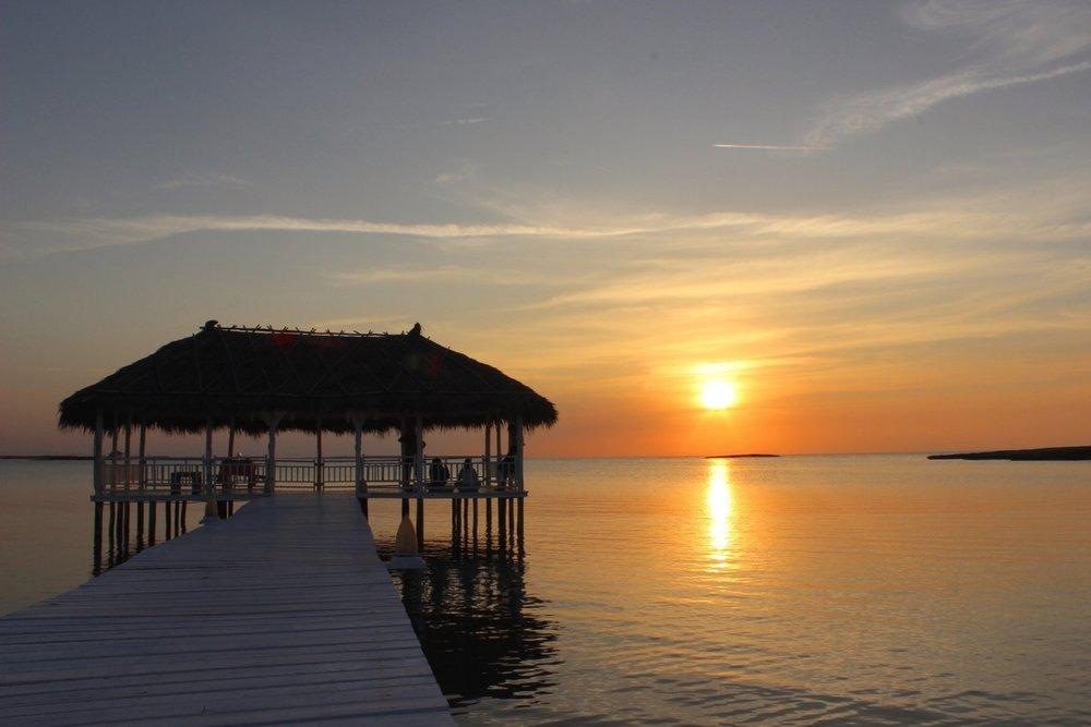 Melia Buenavista watervilla sunset.jpg