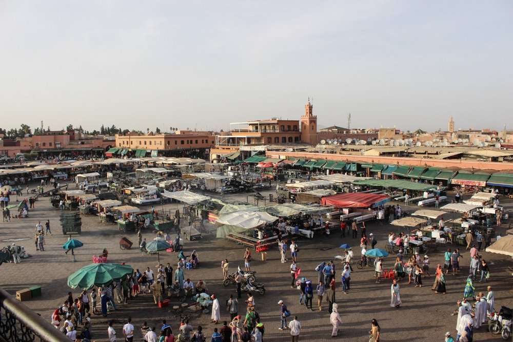 GET LOST IN THE SOUKS OF MARRAKESH