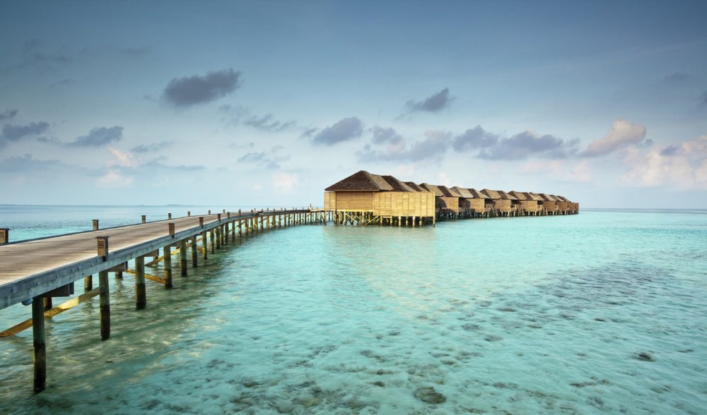 FEEL THE ROMANCE IN AN OVERWATER VILLA