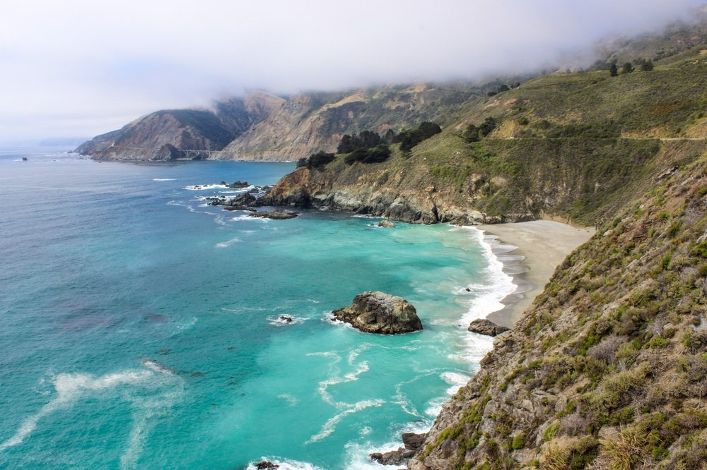 RENT A MUSTANG TO DRIVE TO BIG SUR