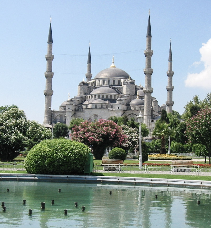 FALL IN LOVE WITH ISTANBUL