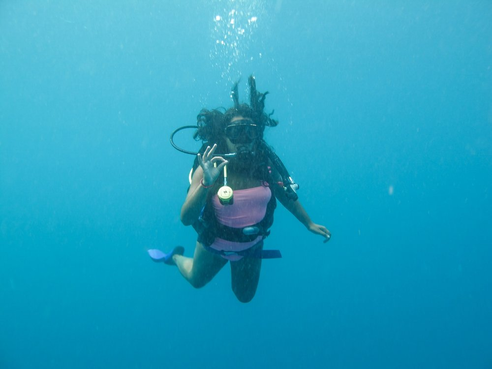 LEARN TO SCUBA DIVE IN INDONESIA