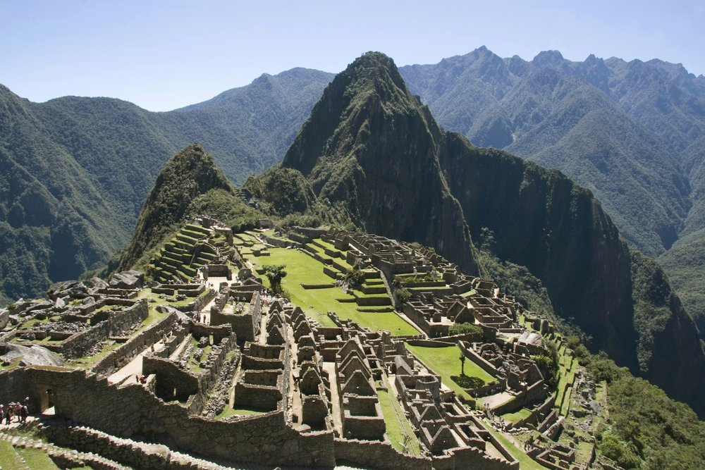 TRAIN OR HIKE TO MACHU PICCHU