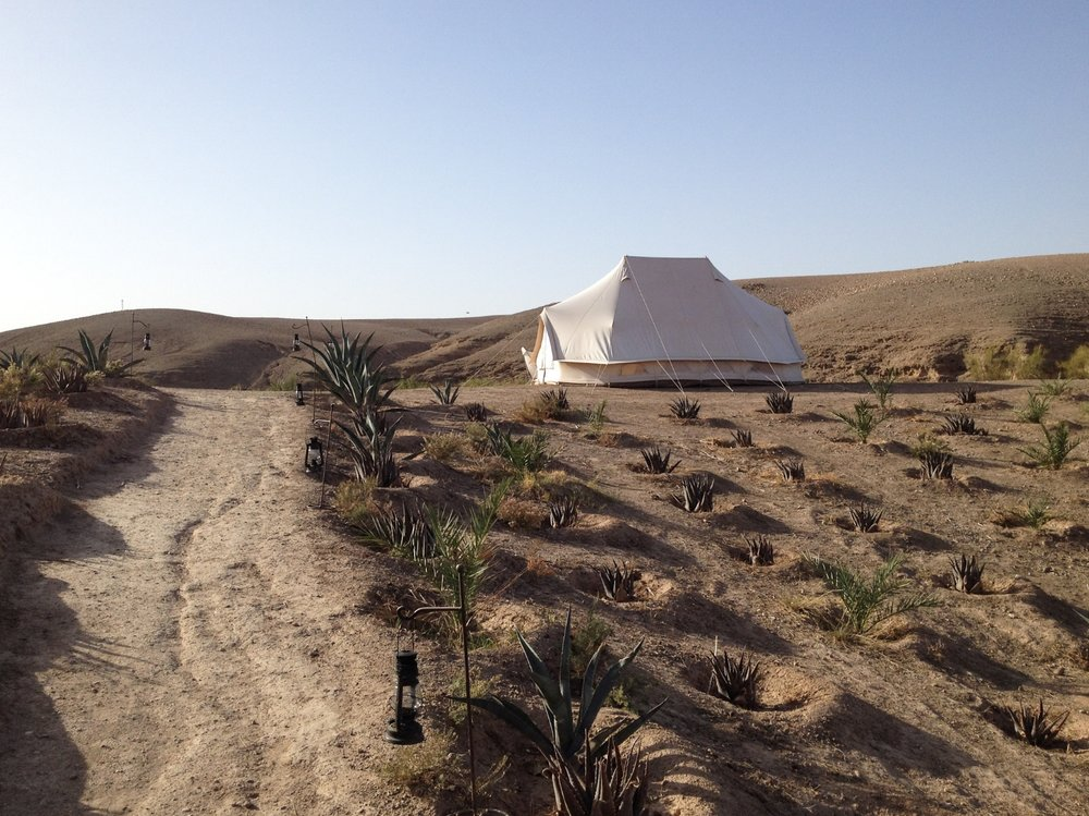 SLEEP UNDER THE STARS IN MOROCCO