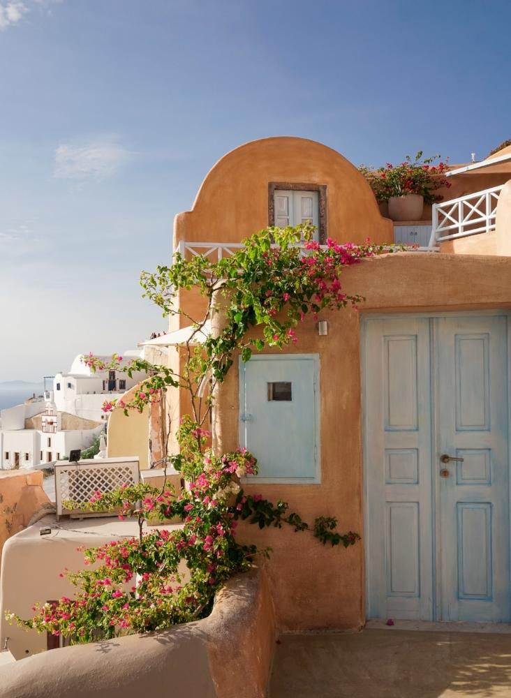 curio.trips.greece.santorini.architecture.pink.blue.portrait.jpg