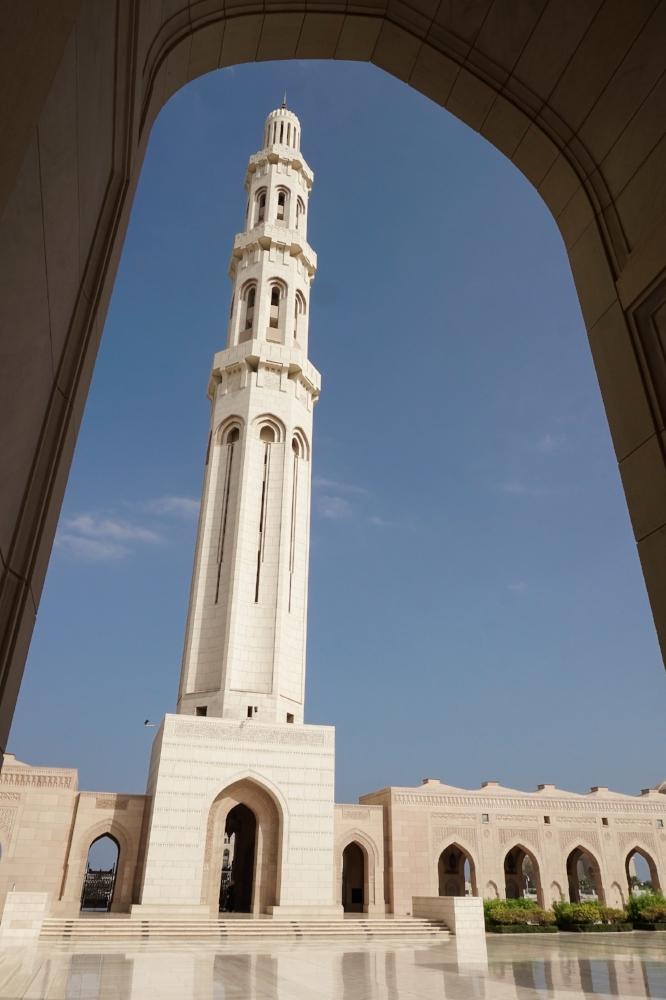 curio.trips.oman.mosque.arch.minaret.portrait.jpg