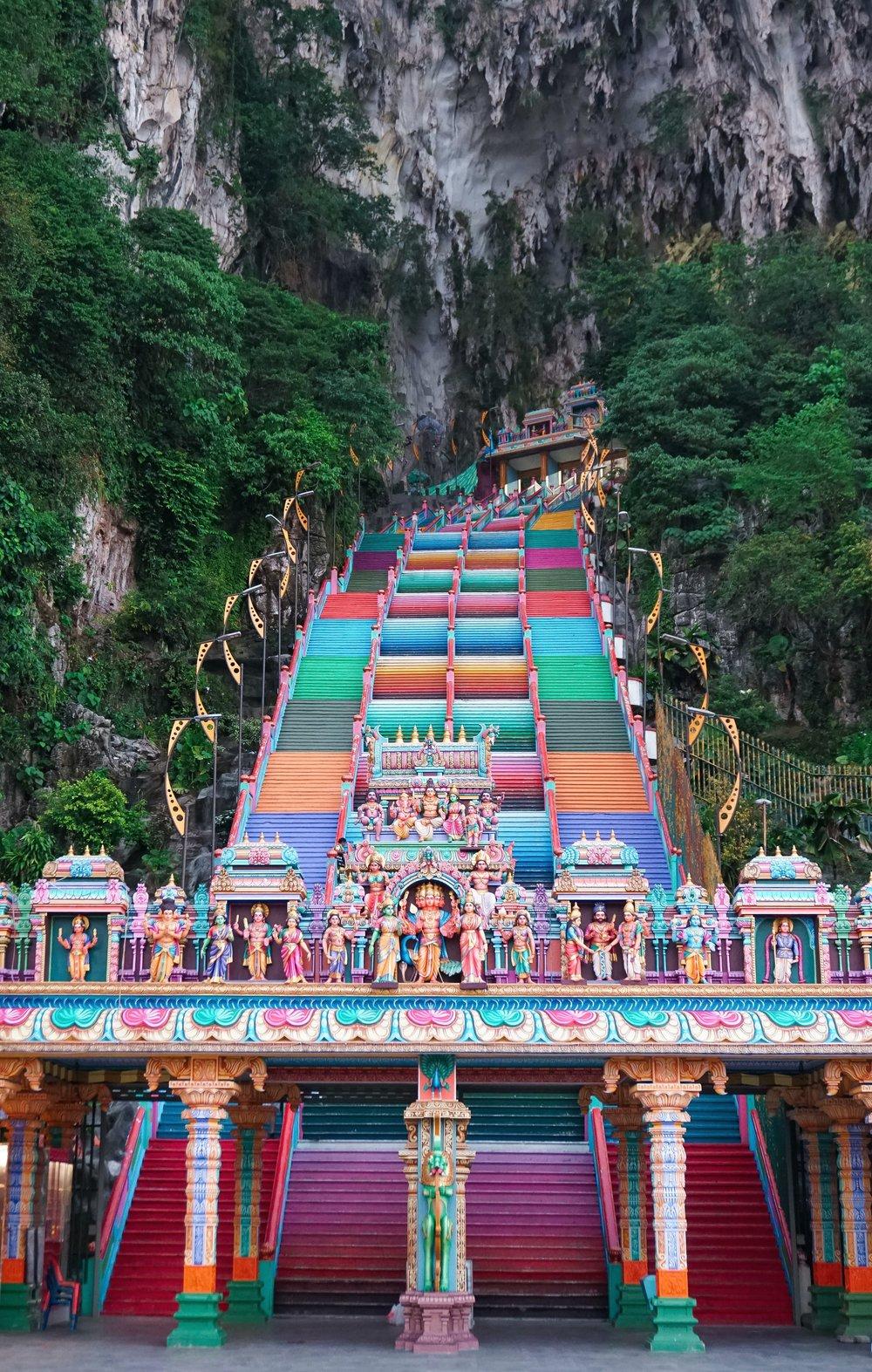 curio.trips.malaysia.kuala.lumpur.colourful.stairway.portrait.jpg