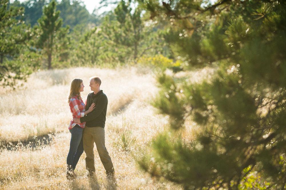 Engagement session, Zimmerman Park, Billings, Mt.