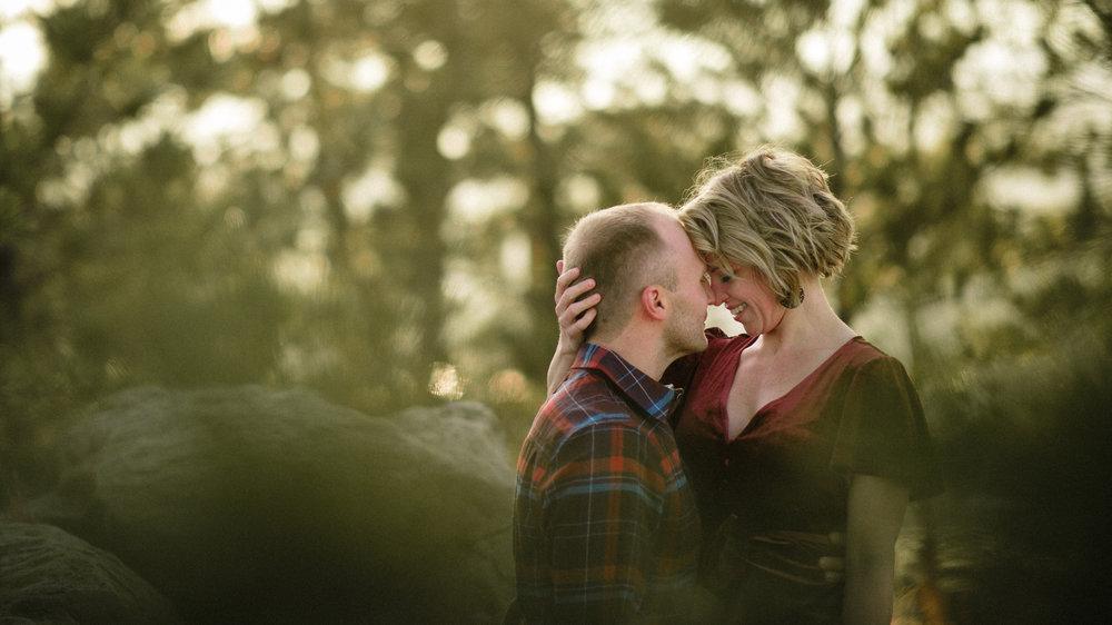 Billings Engagement Photography
