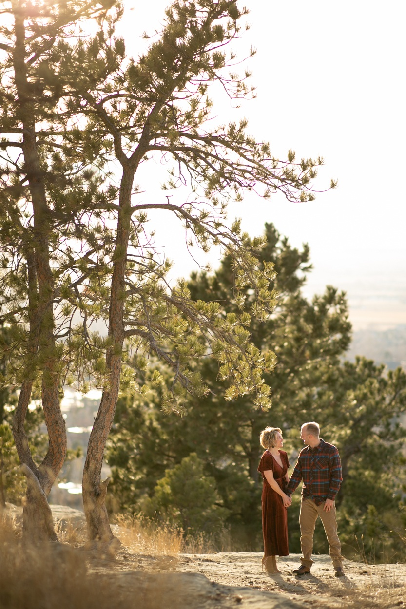 Billings engagement photographer