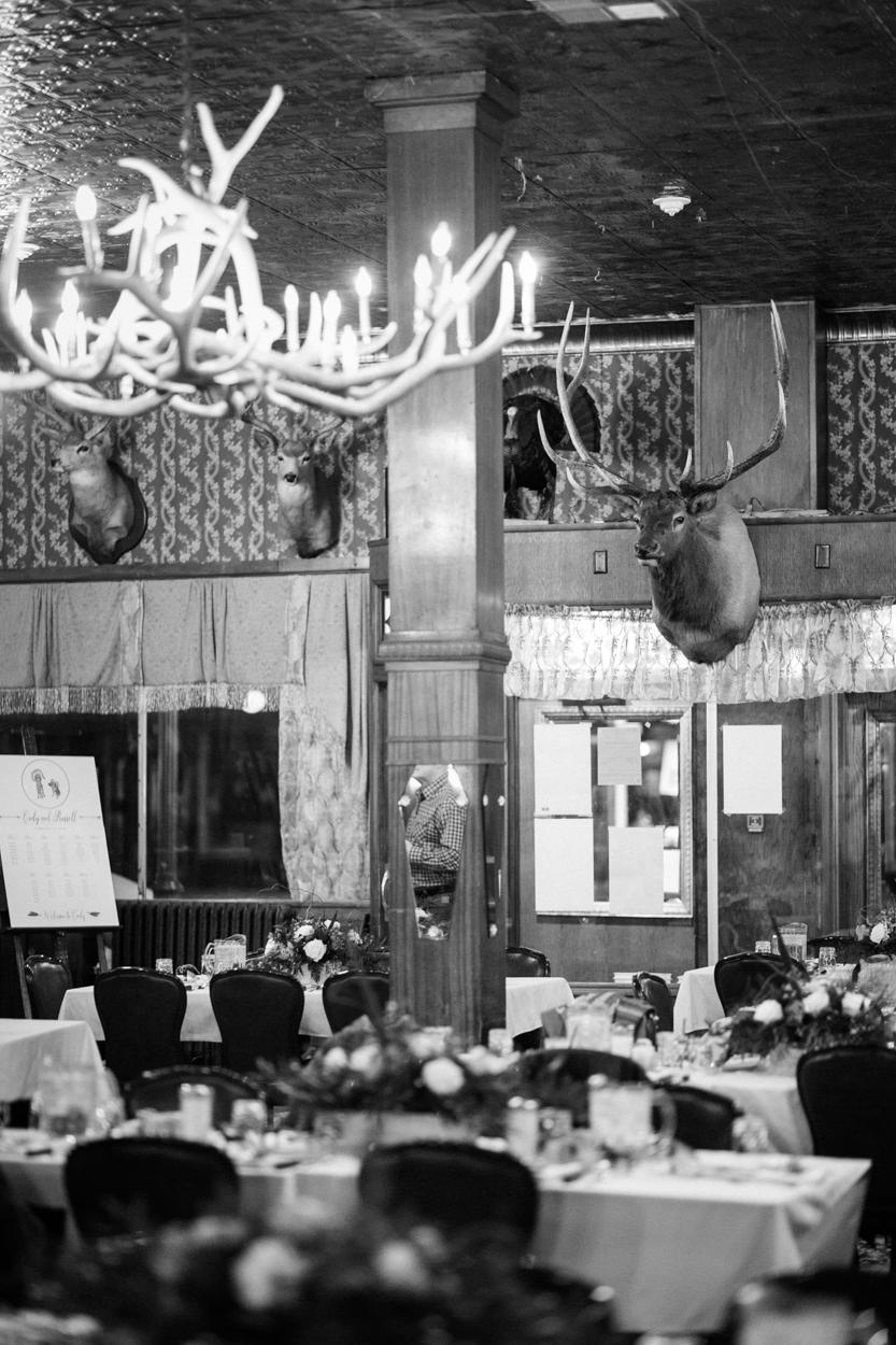 Irma Hotel dining room
