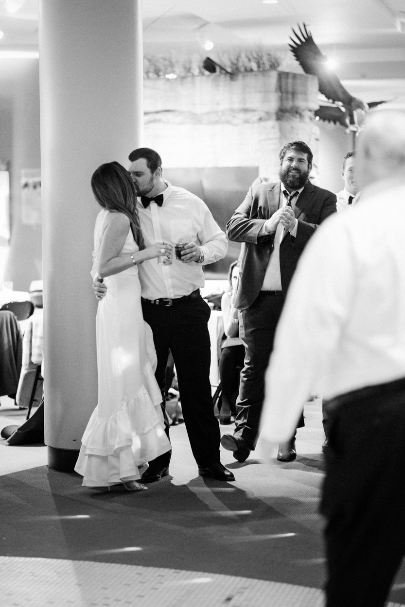 wedding love at the Buffalo Bill Center of the West