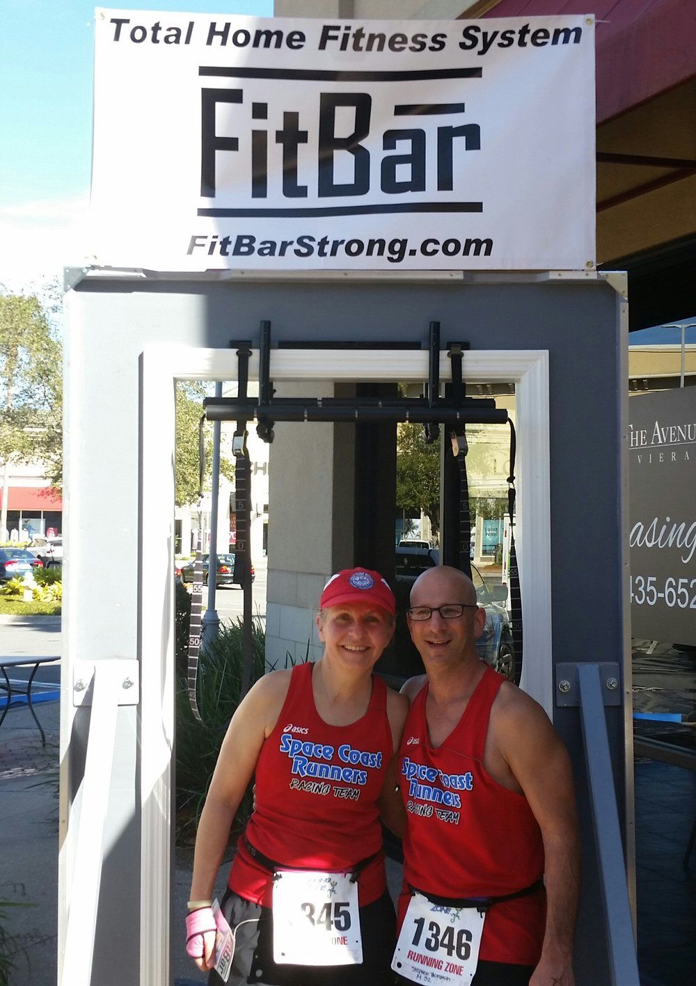 Space Coast Runner FitBar Winner
