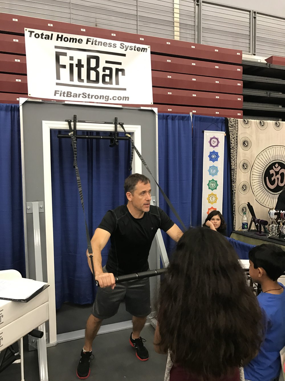 FitBar Demonstration