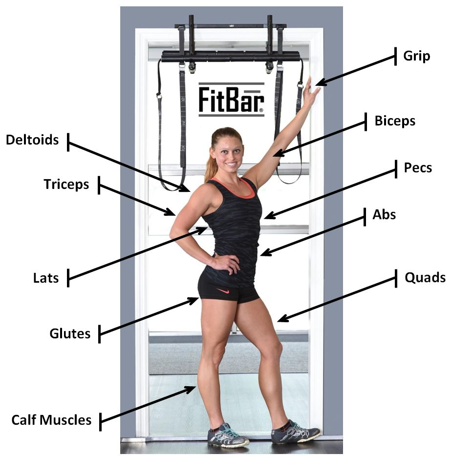 Muscle Activation with the FitBar Trainer
