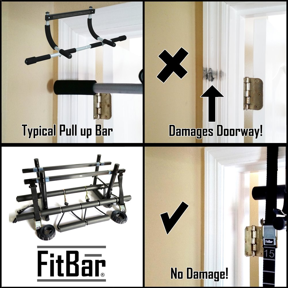 Pull Up Bar Comparison