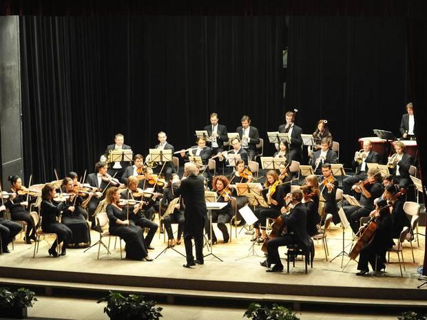 Ein Erfolgsgarant in Bad Neuenahr: Die Klassische Philarmonie Bonn unter Heribert Beissel.