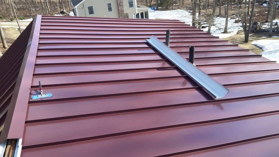 Metal Panel Roof Systems For Low Slope Applications