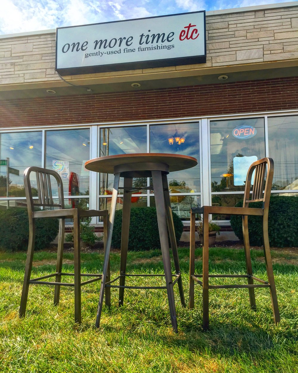 Welcome To The One More Time Family Of Stores! Open Daily At Two Columbus,  Ohio Locations To Provide You With The Ultimate Resale Experience!