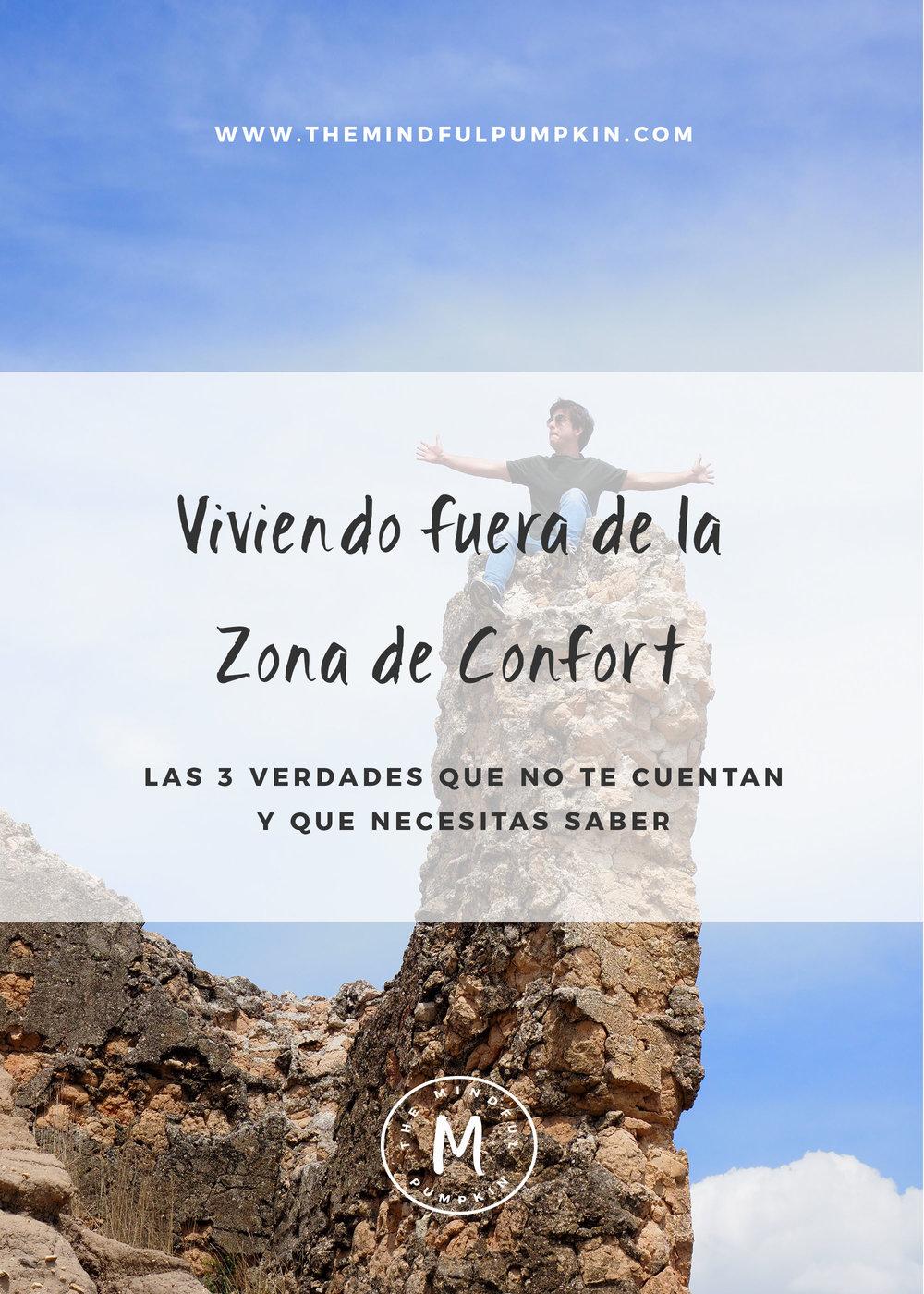 Zona de Confort Crecimiento Coaching Marta Ribao Gil