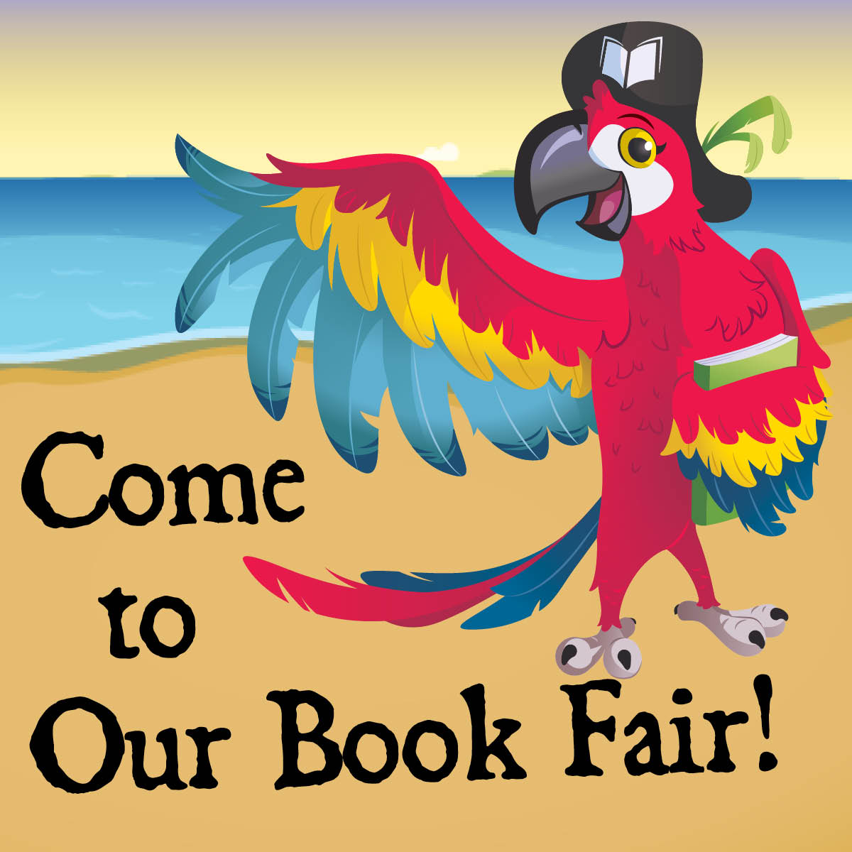 Image result for scholastic book fair pirates