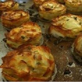Potato Tarts