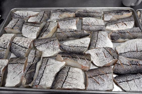 Wild-caught Atlantic Haddock