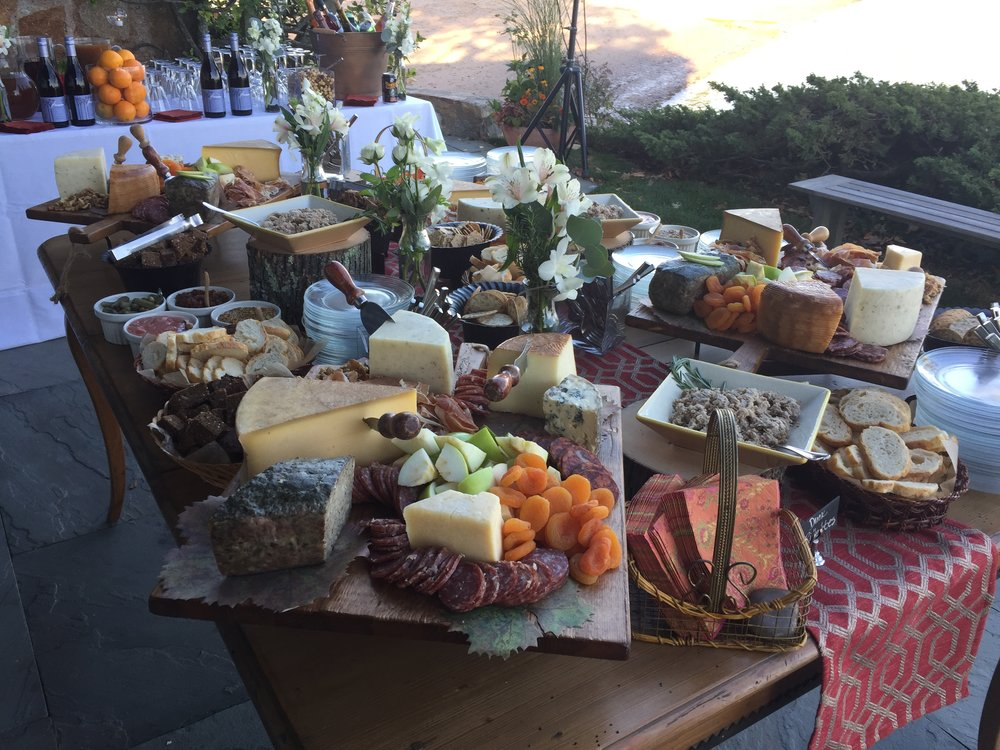 Vermont Artisan Cheeses & Charcuterie