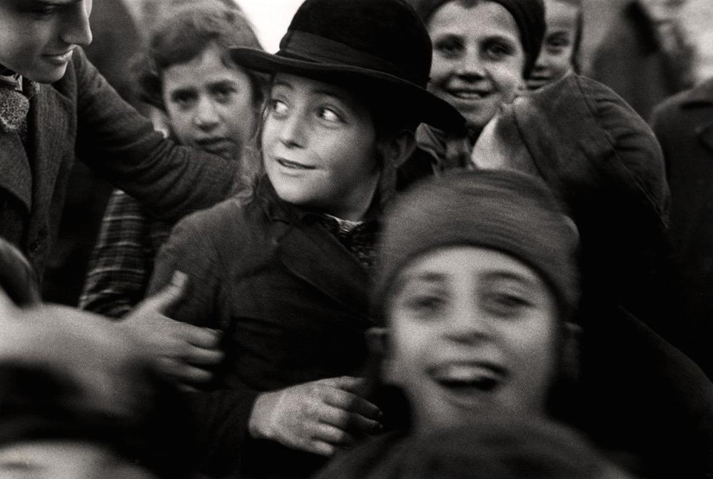 Roman Vishniac, 1935-38