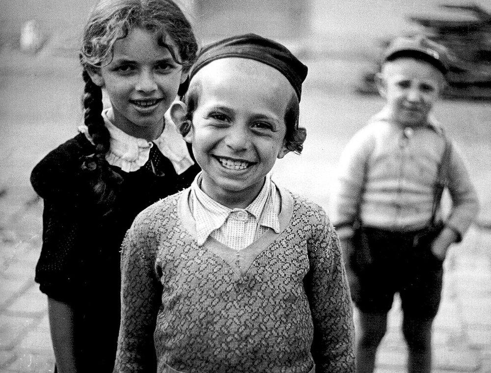Roman Vishniac , 1935-38