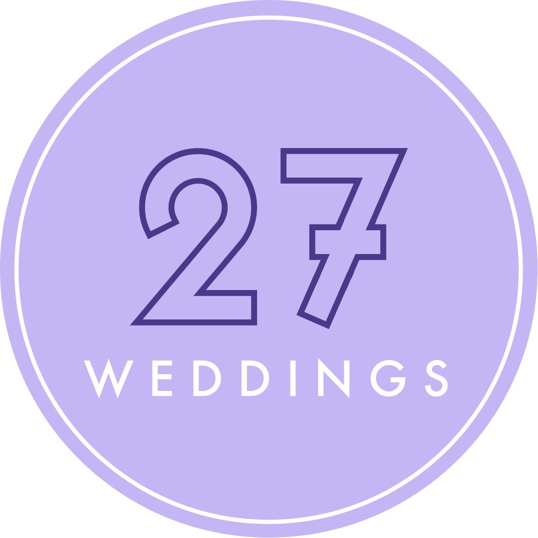 27 Weddings