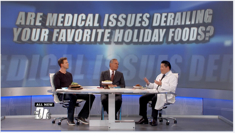 Viver Health of Morristown, NJ recently had three of its most recent recipes – specially created for patients with stomach cancer – featured on the Emmy® Award-winning daytime talk show, The Doctors, hosted by Drs. Travis Stork and Andrew Ordon.  Watch the   segment here