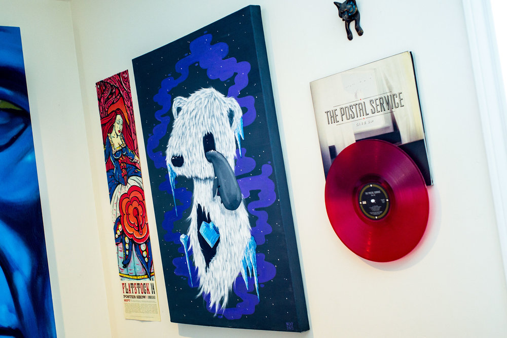 Display your Vinyl Records in Style