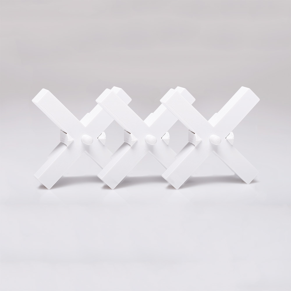 Record Props (3-pack) White