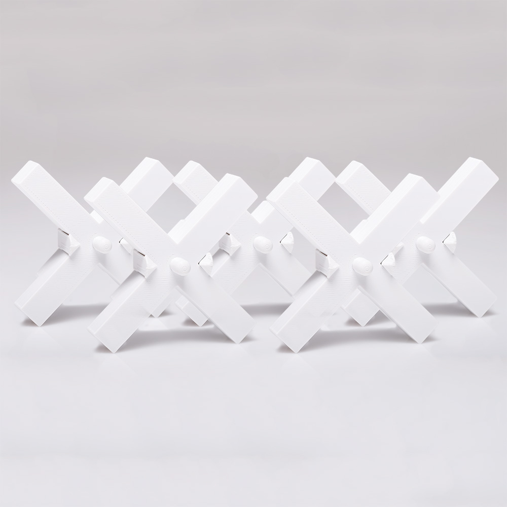 Record Props (5-pack) White