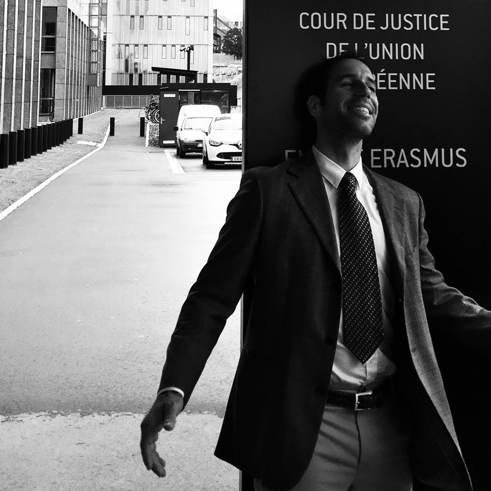 Thodoris Bougioukos, Cour de Justice